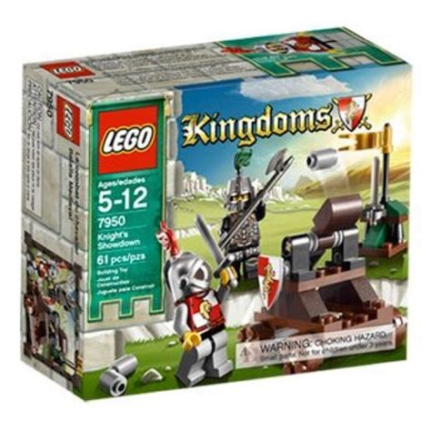 Lego Castle 7950 Knights Showdown kingdoms