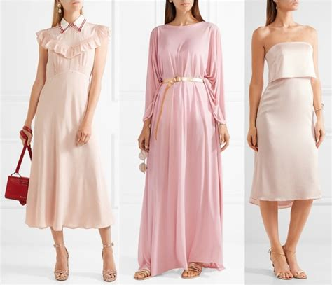 what color goes with light pink what shoe color goes best with a blush dress quora