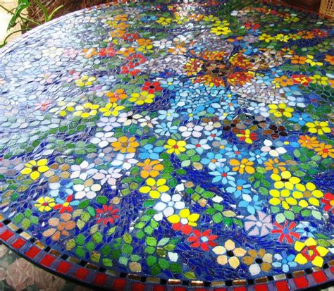 mosaic tile ideas glass mosaic tile glass mosaic table top glass mosaic