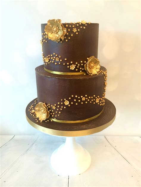 Wedding Chocolate Cakes by 12 Chocolate Wedding Cakes