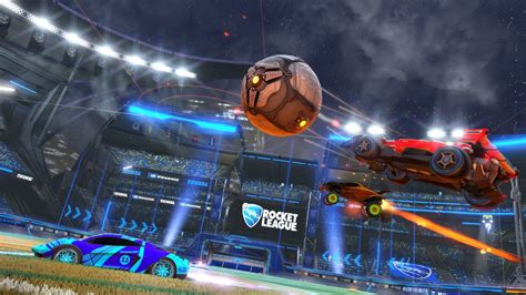 rocket league anniversary update adds  arena cars