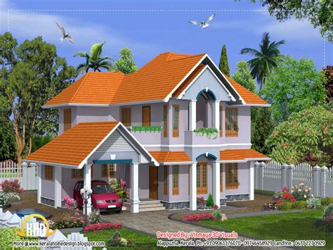 rcc house design simple small house design kerala style house design rcc house plans mexzhouse com