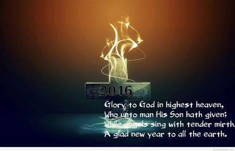 christian happy new year wishes 2016