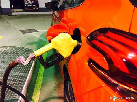 Minyak Malaysia harga petrol ron95 ron97 diesel turun mulai esok 21 09 17