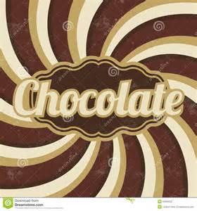 retro chocolate sign vintage background stock photos
