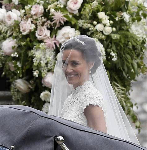 pippa wedding inside pippa middleton wedding church a day after the