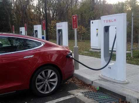 Tesla Charging Stations Ct To Make A Start On Electric Vehicle Incentives The Ct