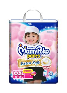 Mamypoko Soft M 34 Boys mamypoko soft baby care product
