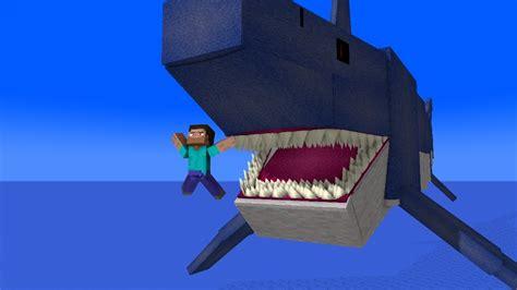 baby shark old version baby shark minecraft version minecraft animation youtube