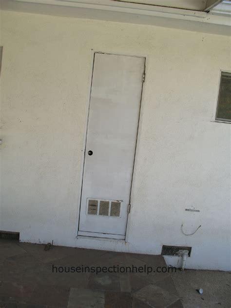 Water Heater Door by Heater Door Water Heater Closet Door Home Depot