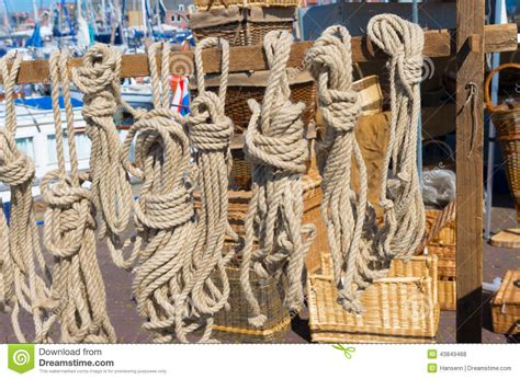 ropes for sale stock photo image of rope node rack