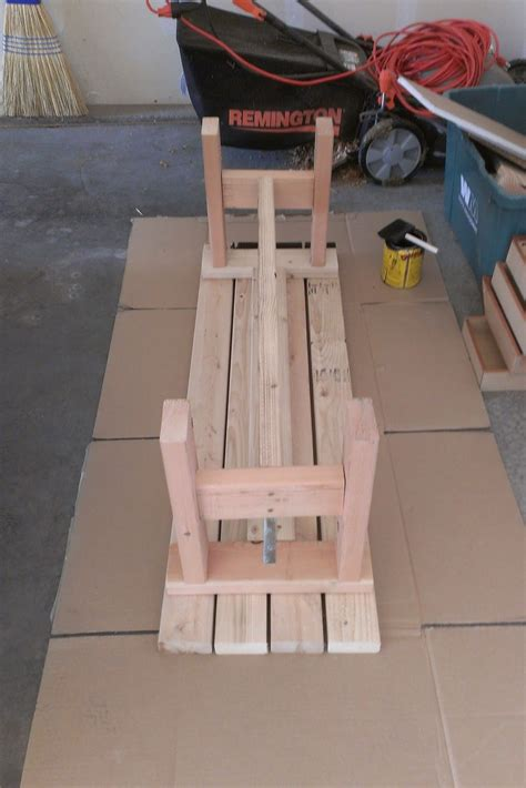 build  bench   wood projects diy projects