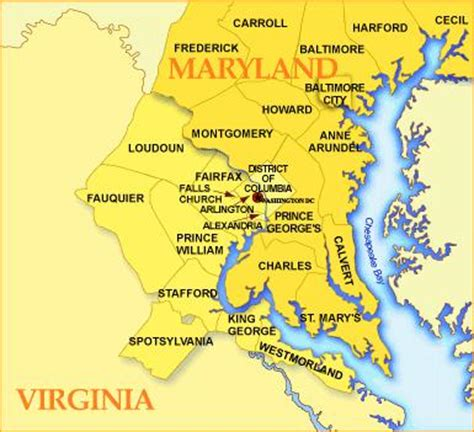 map maryland dc virginia stafford county real estate virginia market report