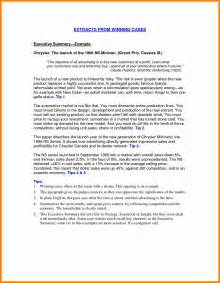 Essay Summary Exles by 8 Summary Writing Exle Buyer Resume