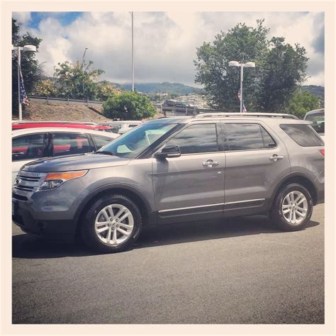 Honolulu Ford by My New Explorer Yelp