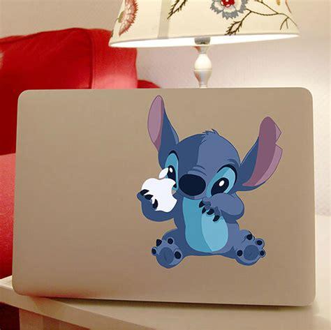 Stiker Lilo And Stitch Sticker Laptop Stiker Cutting get cheap stitch macbook sticker aliexpress alibaba
