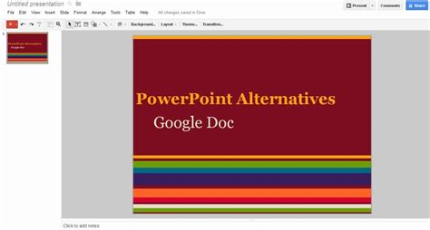 powerpoint templates for docs 5 powerpoint alternatives for presentations with