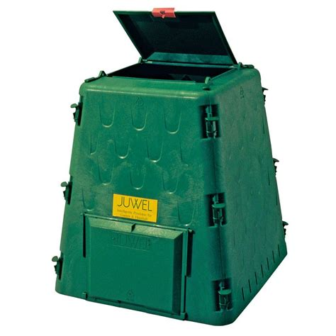 exaco 77 gal aero compost bin aq 77 the home depot
