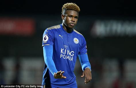 Scout Background Check Sport News The Secret Scout Leicester Defender Darnell Johnson