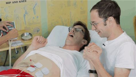 big baby coming out mother shock youtube watch these men try labor pain simulation and scream like