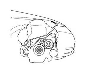 Honda Routing How Do I Change The Serpentine Belt On A 2007 Honda Civic