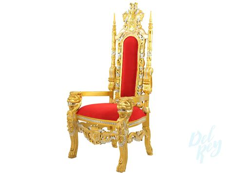 Rent Throne Chairs Gold Throne Chair Throne Chair Rentals King Chair