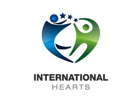 logo instant international hearts health and care free logo logo instant