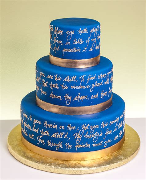 Wedding Cakes With Photos On Them by Wedding Cakes With Writing On Them Idea In 2017