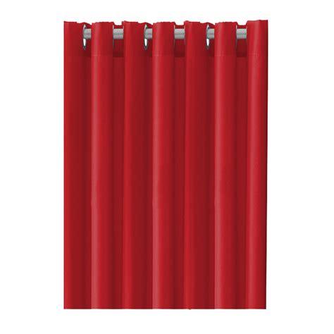 Vorhang Rot by 214 Senschal Vorhang Today 140x260cm Rot