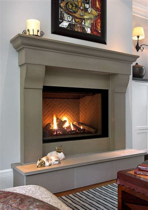 concrete fireplace surrounds 11 best images about concrete mantels on