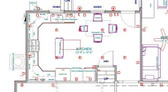Free Kitchen Design Layout Drawing A Kitchen Layout Best Layout Room