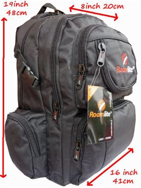 roamlite rlm large laptop rucksack review