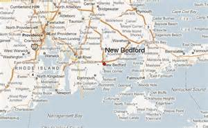 bedford map new bedford location guide