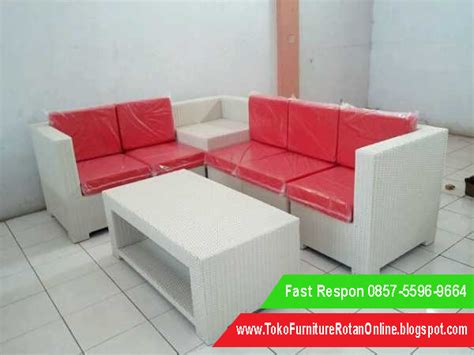 Jual Kursi Tamu Plastik sofa rotan ruang tamu jual kursi sofa rotan harga kursi