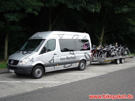 Motorradtransport Alpen by Motorradtransport Anhaengerverleih Anh 228 Ngervermietung