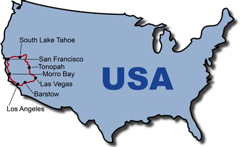 map of usa showing san francisco san francisco map of america