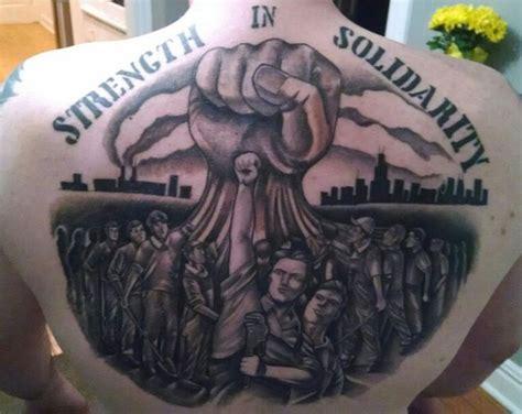 Tattoo Union | labor union tattoo labor union tattoo pinterest