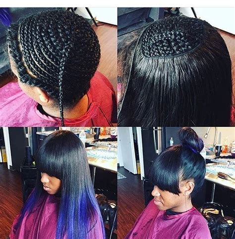 braids and sew in hair styles the 25 best sew in braids ideas on pinterest sew in