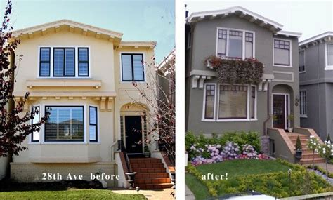 the ornamentalist exterior color two stucco edwardians