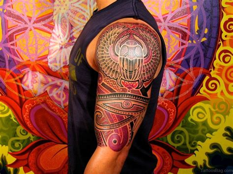 egyptian tribal tattoos 47 graceful shoulder tattoos