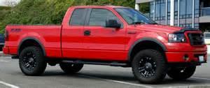 Maroon Truck Black Wheels Truck Black Wheels F150online Forums