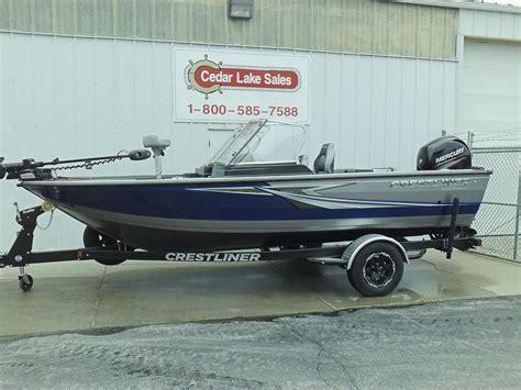crestliner raptor boats crestliner 1850 raptor wt boats for sale boats