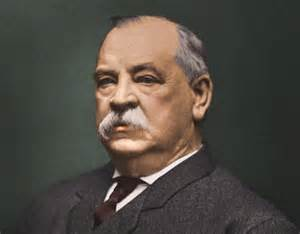 in color cleveland grover cleveland charlespaolino s