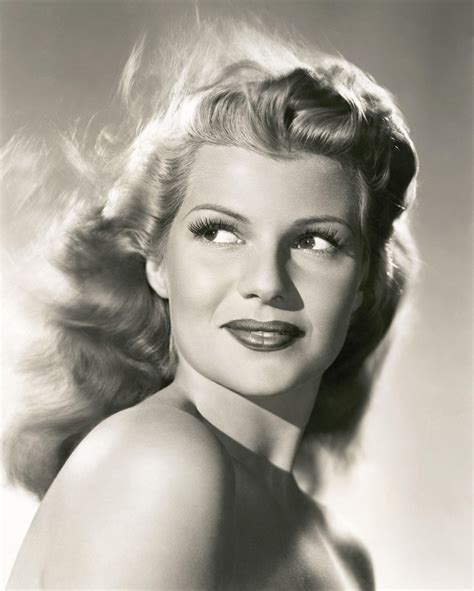 classic hollywood anthropography rita hayworth 1947 publicity portrait