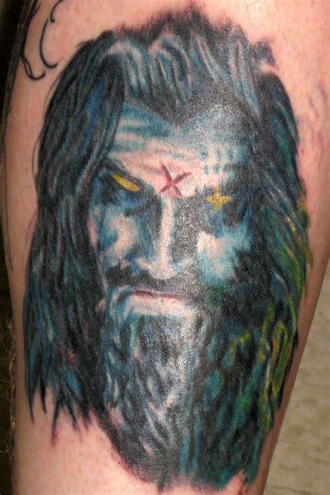 rob zombie tattoos rob