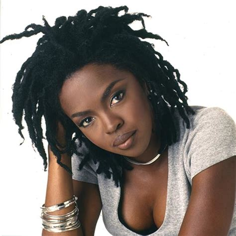 Lauryn Hill Hairstyles by Lauryn Hill Singer Songwriter Producer