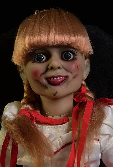 annabelle doll buy review and photos of annabelle scaled prop replica doll by