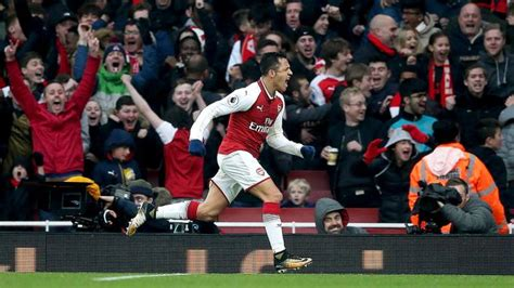 alexis sanchez goal vs spurs alexis sanchez too sharp for spurs sport the times