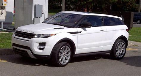 new 2012 range rover evoque spied on toronto streets