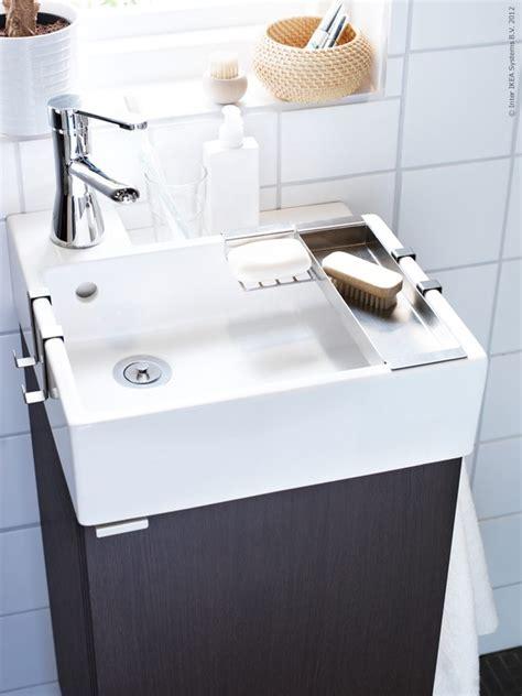 ikea small bathroom sink tiny ikea sink for half bath let s build a house